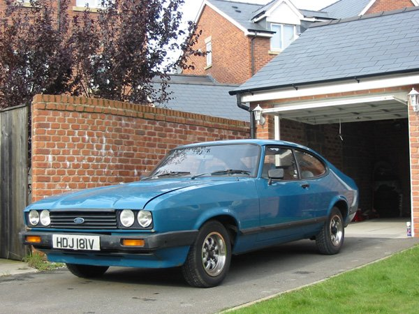 Washed, taxed and tested Capri