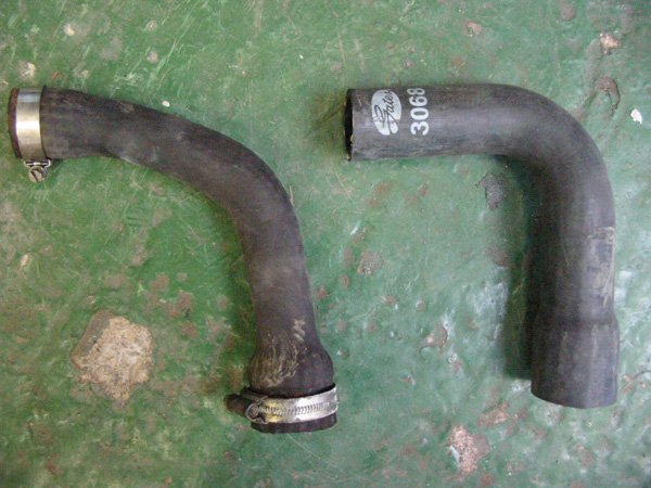 Pinto coolant hose (and one for a Cortina/Taunus)