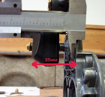 Adjusting carb float height on Weber 32/36 DGAV